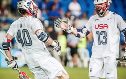 Tom Schreiber scores winning goal as USA wins world Lacrosse championship